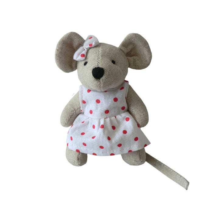Mini Mouse Soft Toy Set