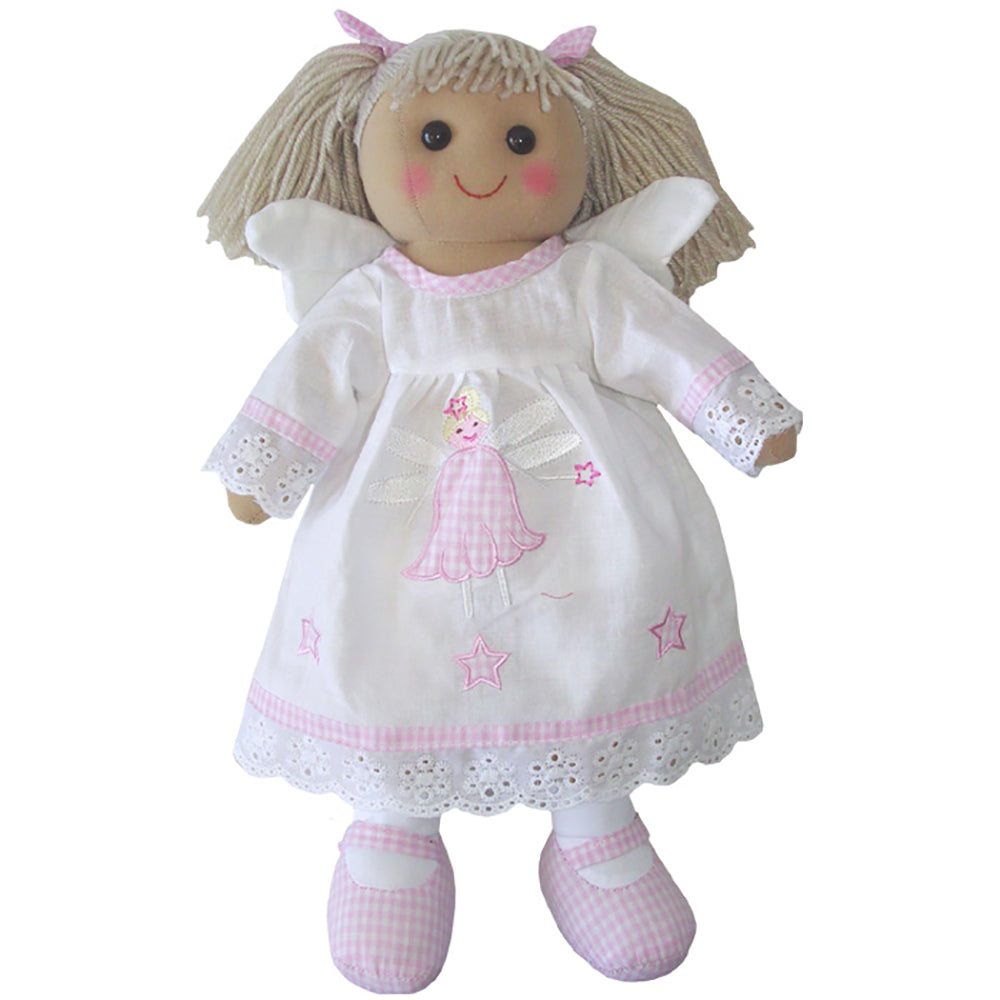 Angel 40cm Rag Doll