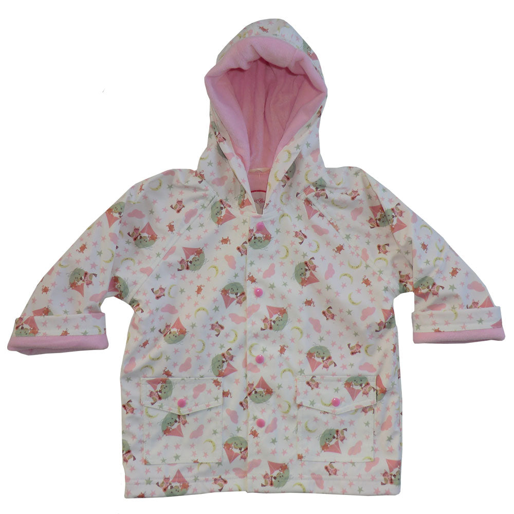 Owl and Pussycat Raincoat