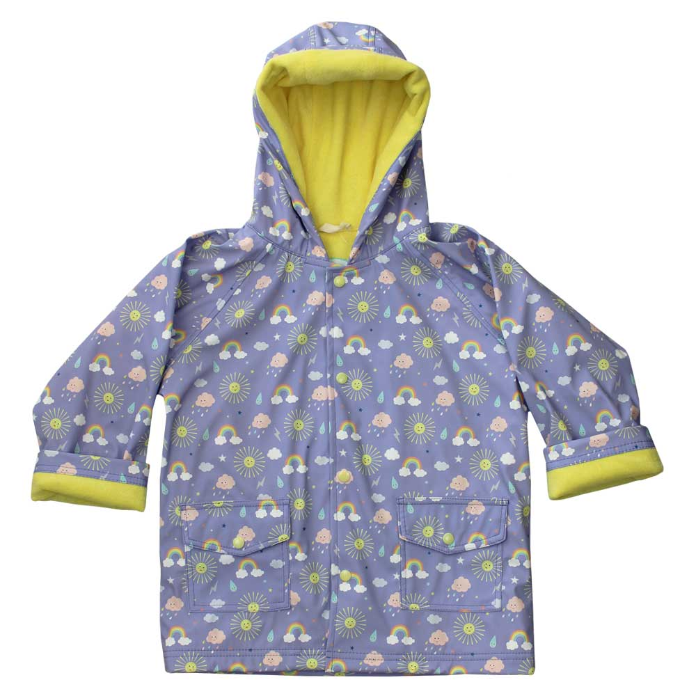 Sunshine Raincoat