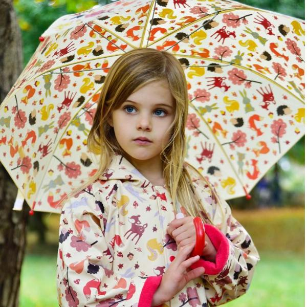 Woodland Raincoat