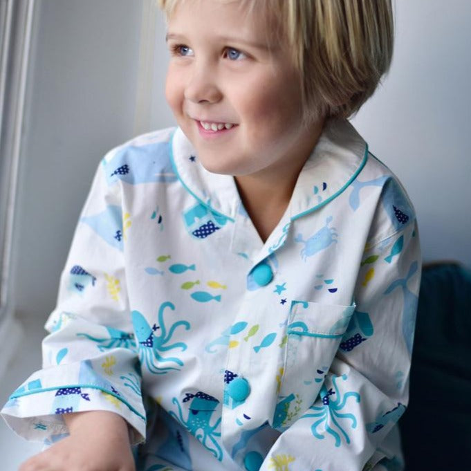 Deep Sea Boys Pyjamas