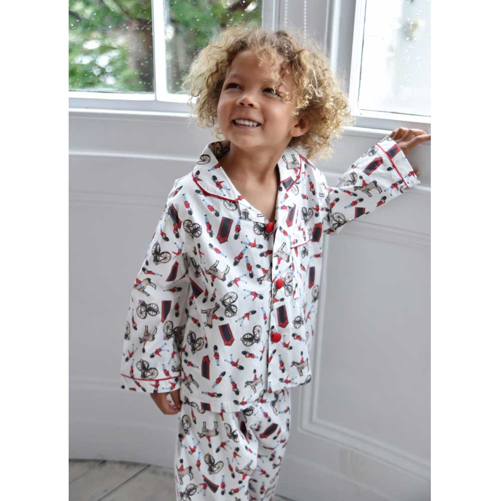 Arthur' Horse Guard Pyjamas