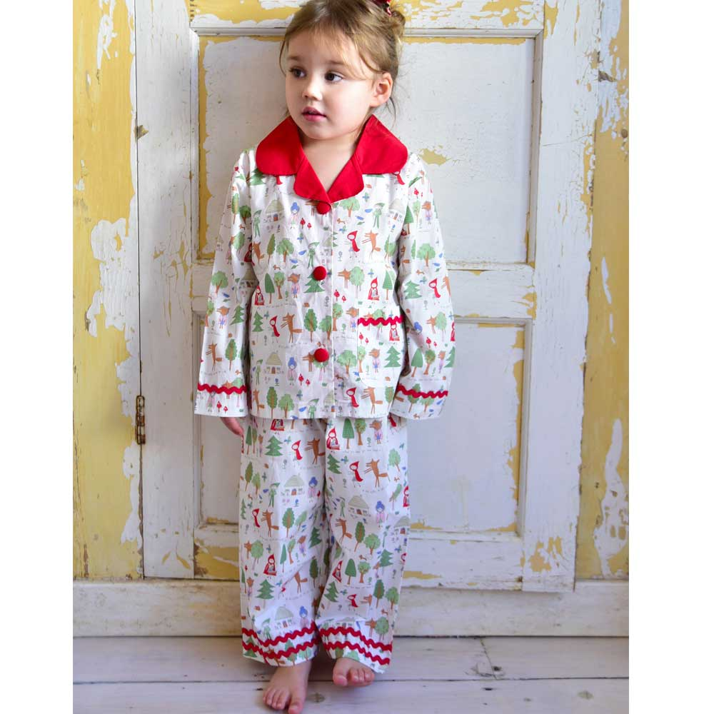 Red Riding Hood Pyjamas