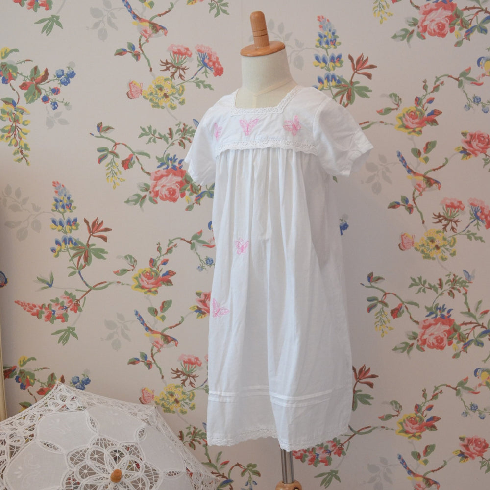 Flora Girls Nightdress