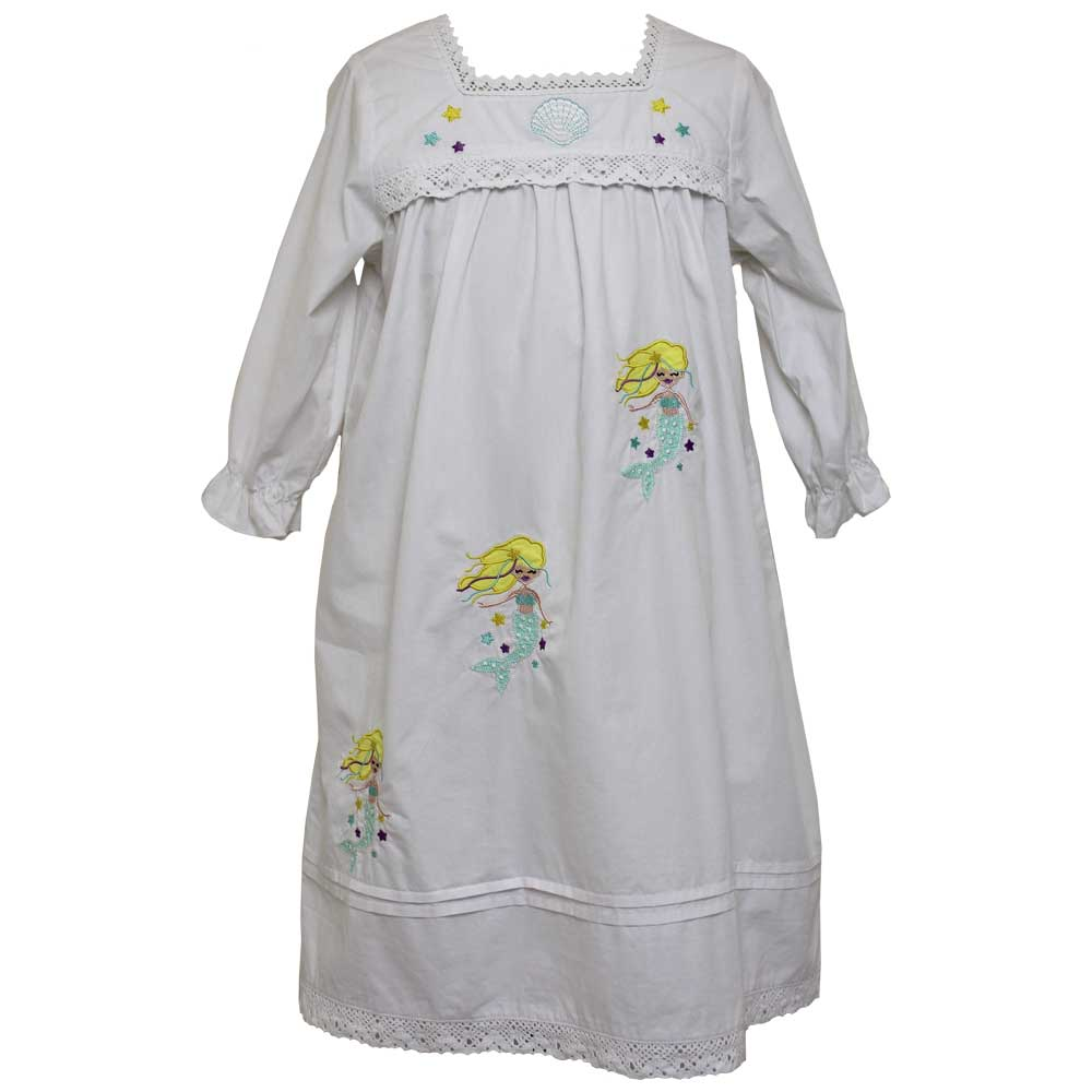 Avalon Mermaid Girls Nightdress