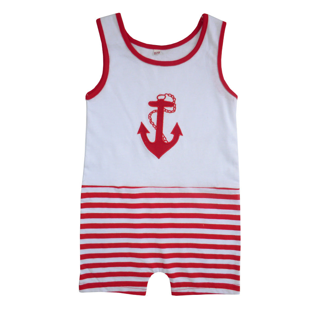 Anchor All In One Swimsuit