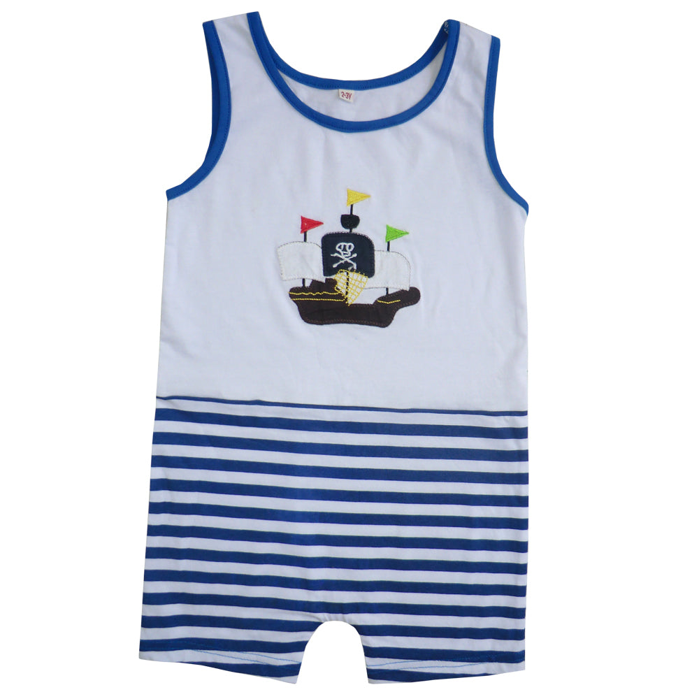 Pirate shorts Swimsuit
