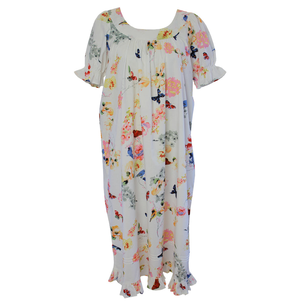 Nettie Secret Garden Ladies Nightdress