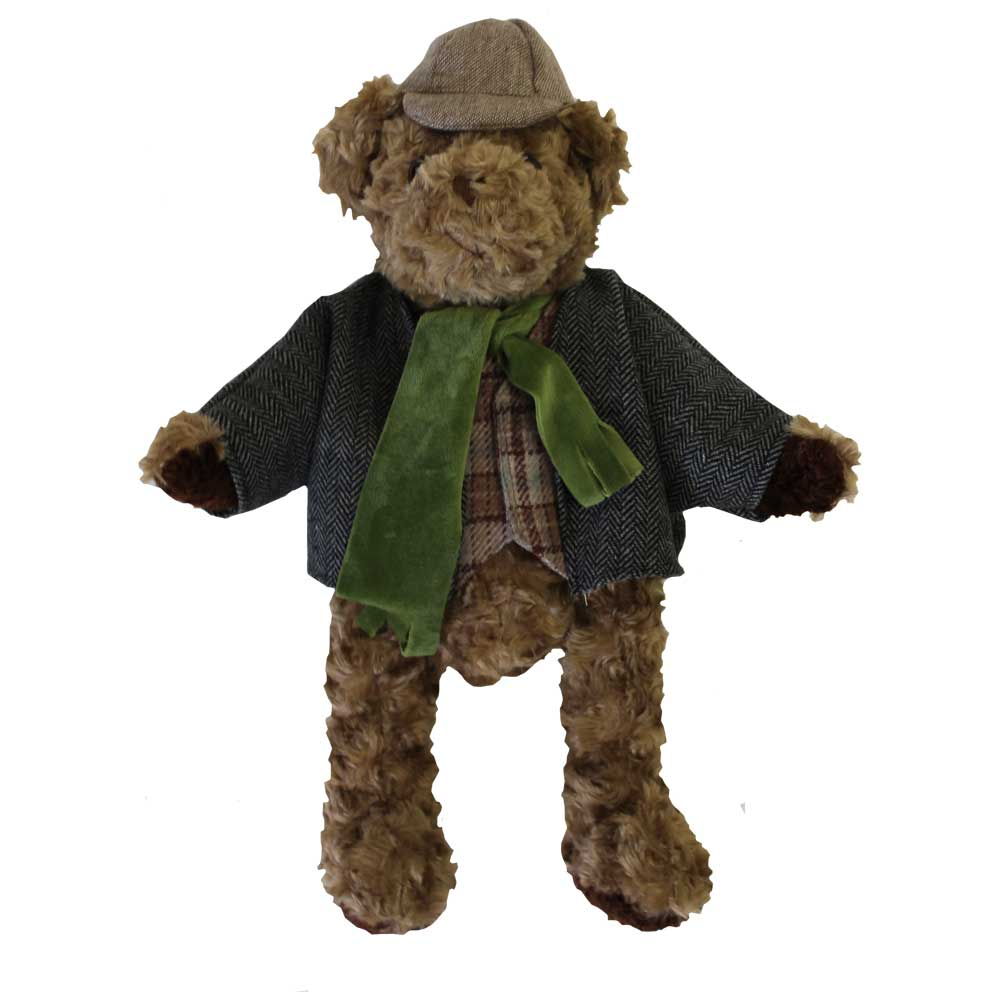 teddy bear detective by powell craft