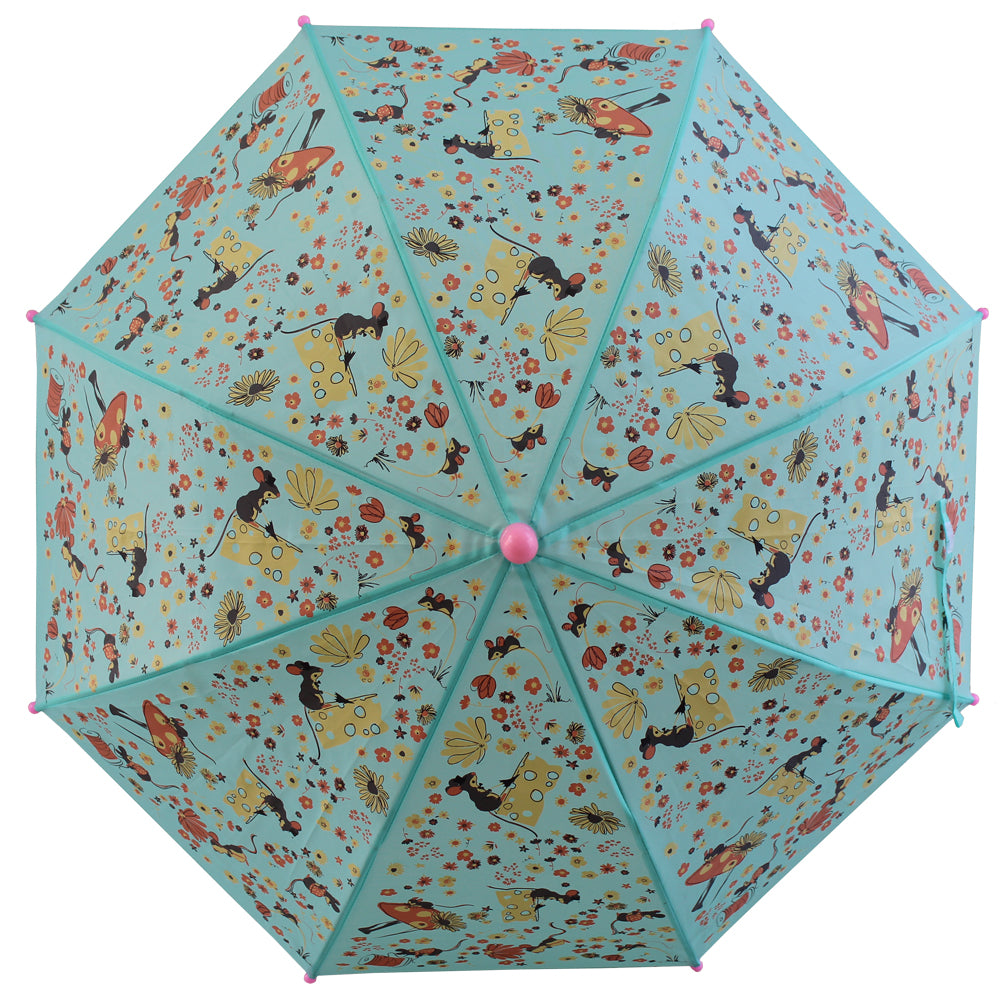 Mouse Print Umbrella
