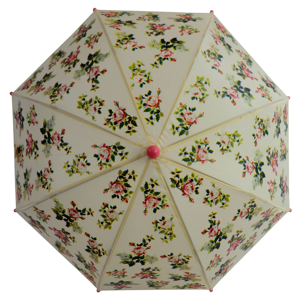 Rose Floral Umbrella