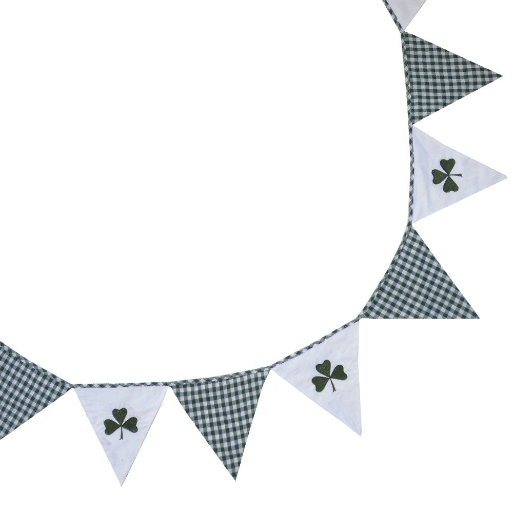Shamrock Irish Bunting