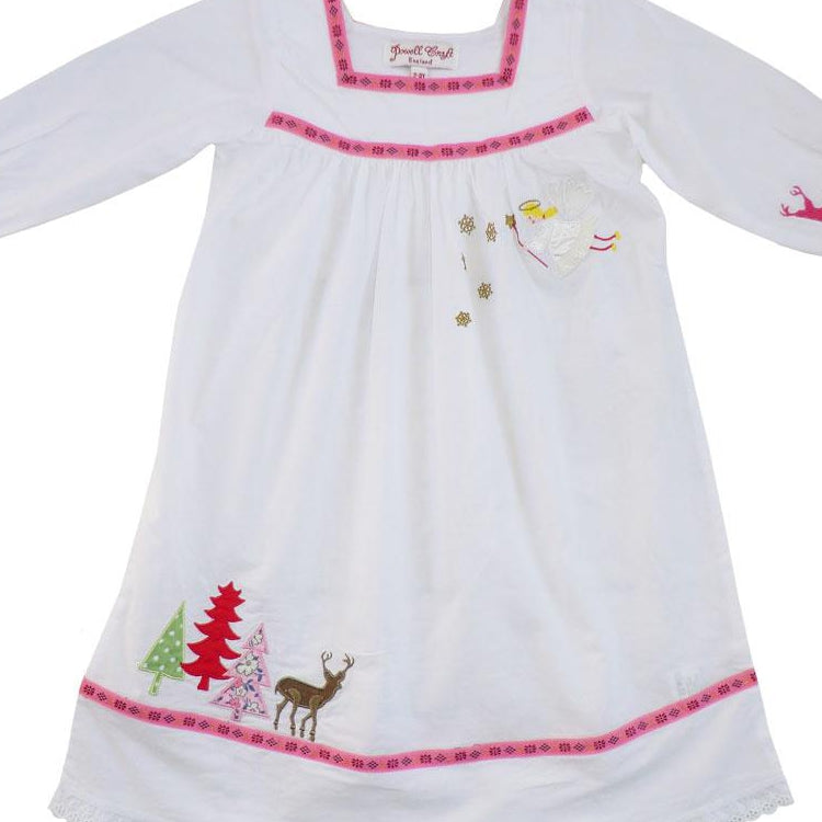 Christmas Girls Nightdress