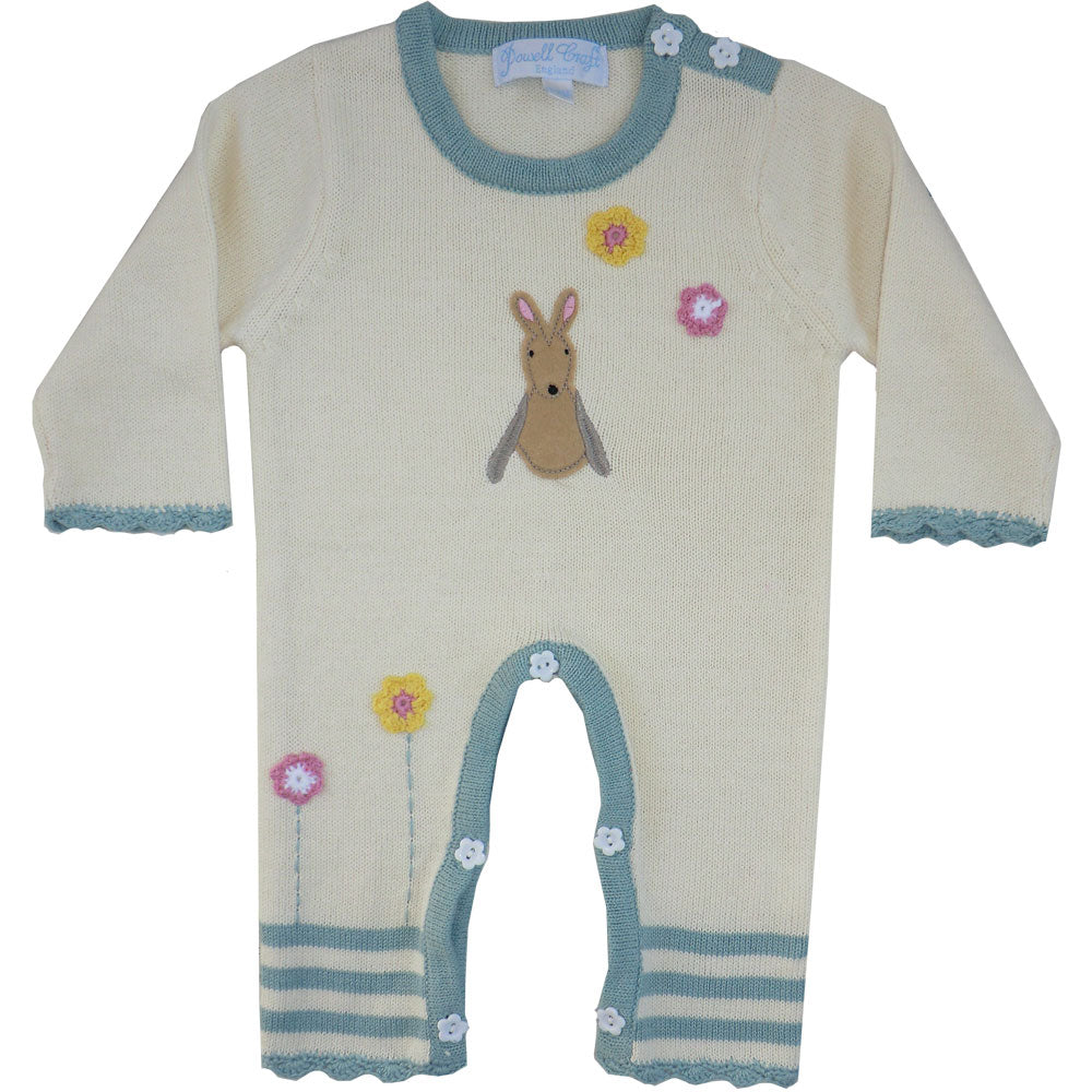 Rabbit Long-Sleeve Jumpsuit