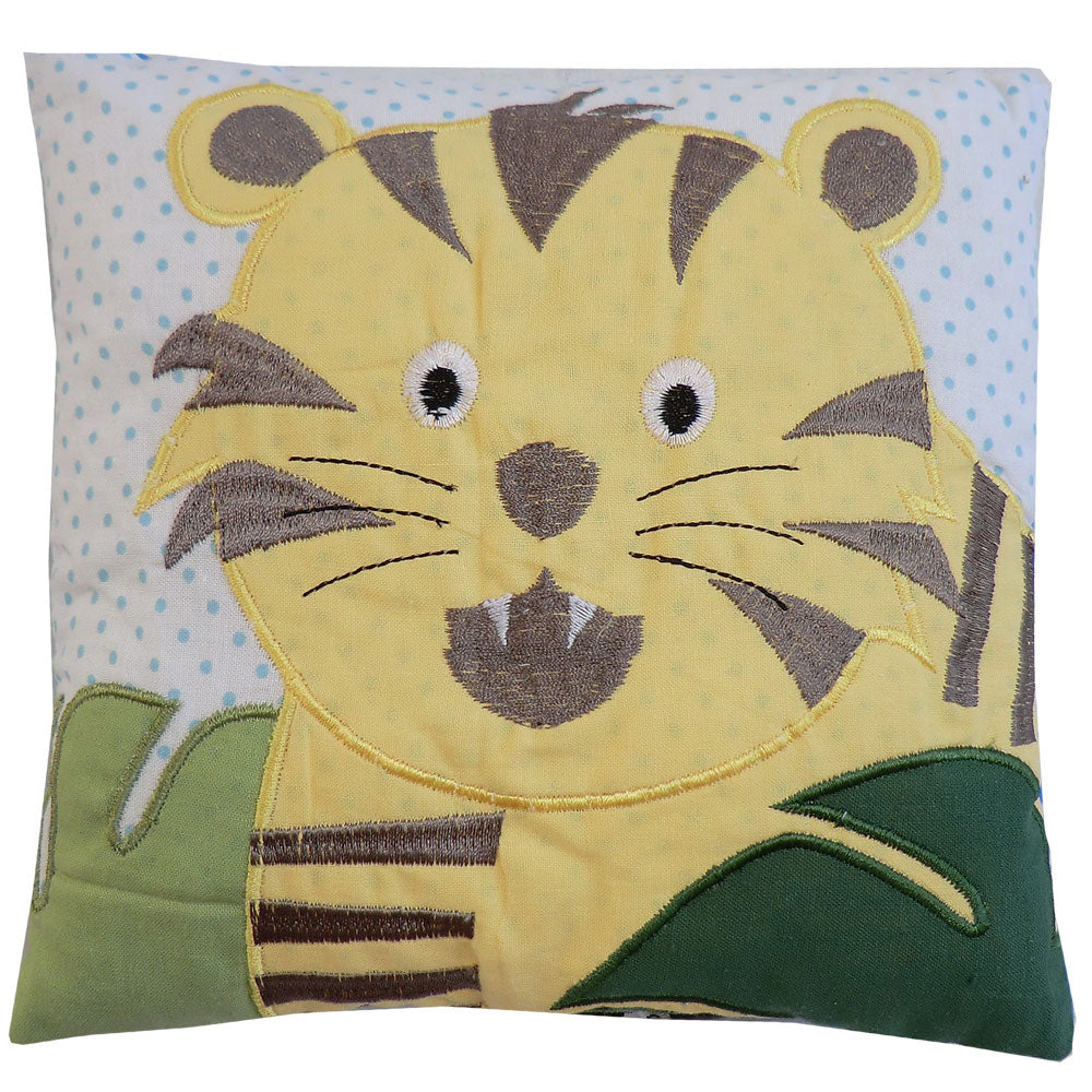 Jungle Lion Mini Cushion