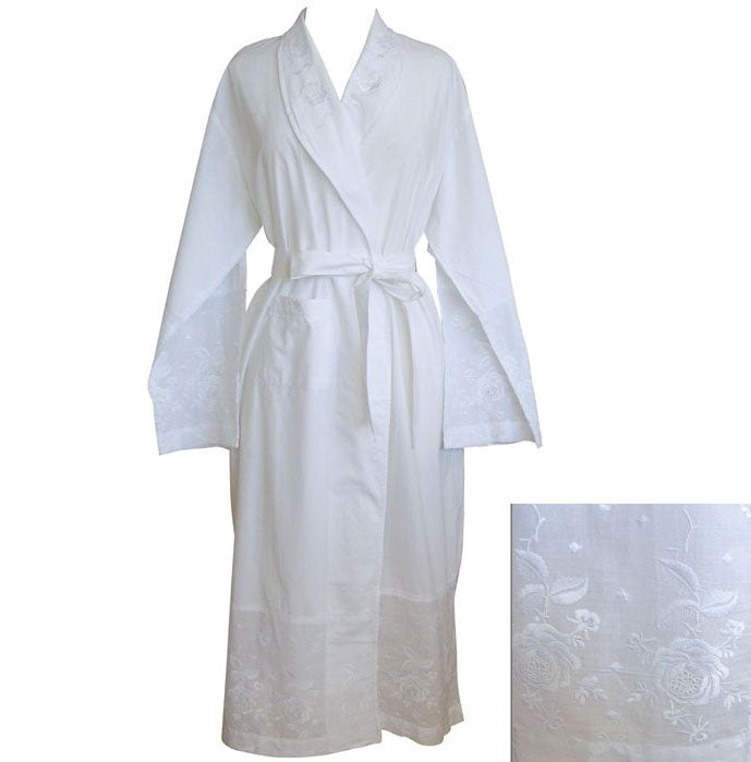 Julia Ladies Dressing Gown