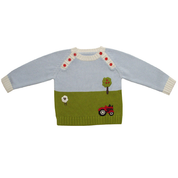 Farmyard Jumper