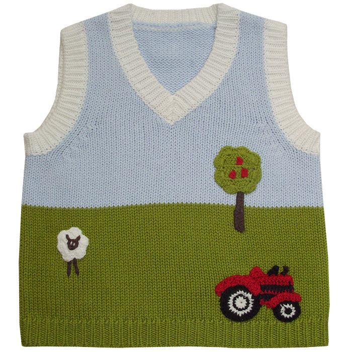 Farmyard Tank Top