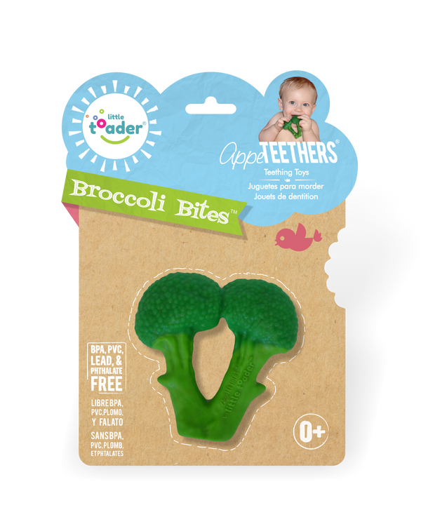 Teethers - Broccoli Bites