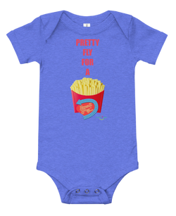 Short Sleeve Baby Bodysuit - Small Fry