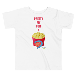 Toddler Short Sleeve Tee - Small Fry