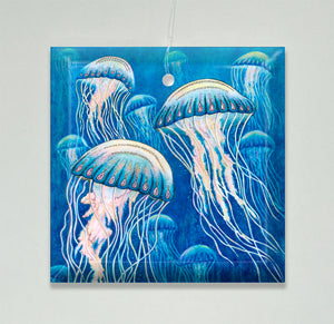 Jellyfish Ornament/Suncatcher