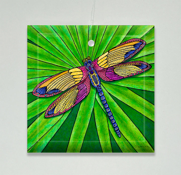 Dragonfly Ornament/Suncatcher