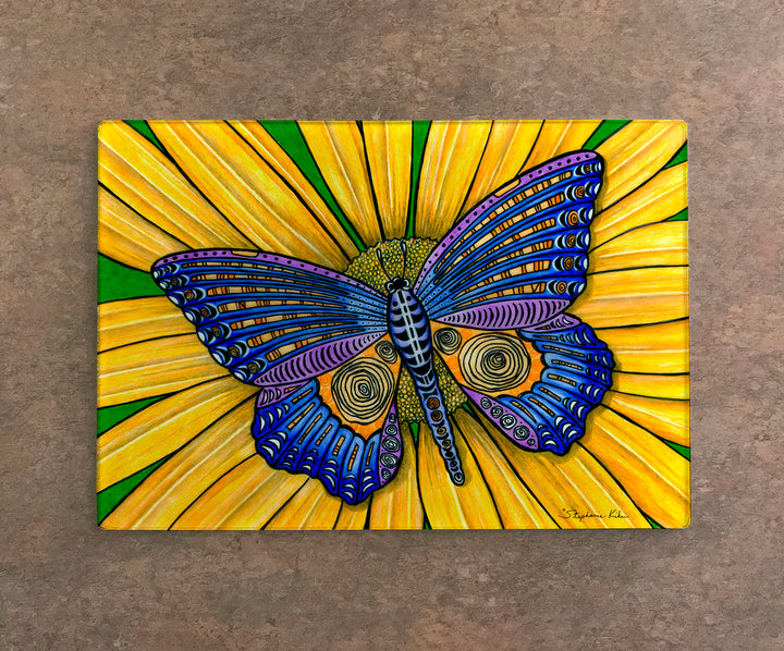 Butterfly Cutting Board