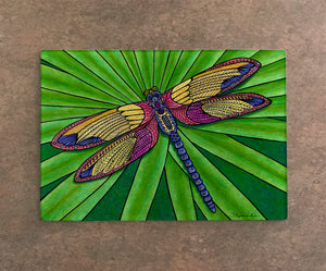 Dragonfly Cutting Board
