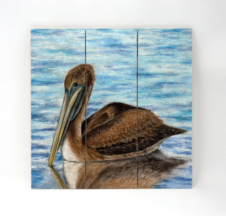 Harbor Pelican Wall Art