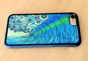 Party Wave iPhone Case
