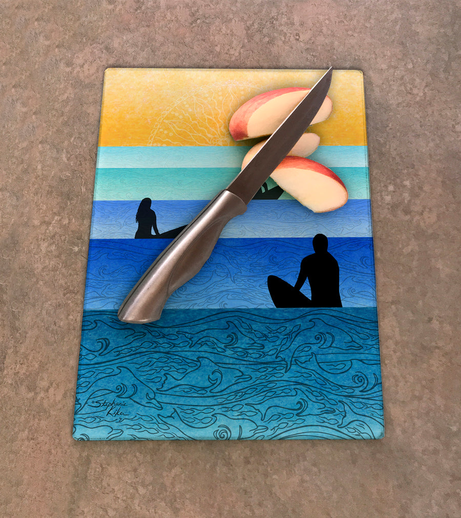 Serenity Cutting Board