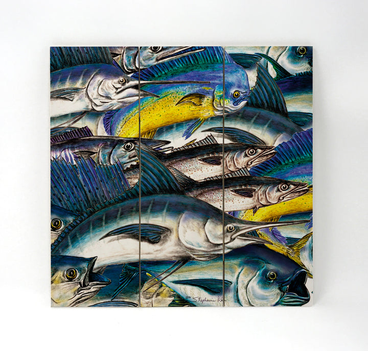 Sportfish Wall Art