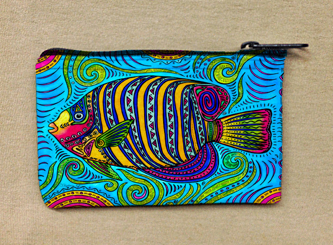 Anglefish Coin Bag