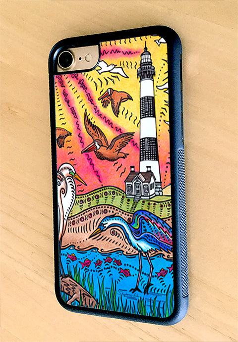 Bodie Island iPhone Case