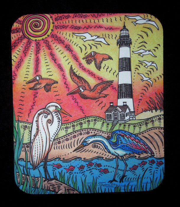 Bodie Island Mousepad