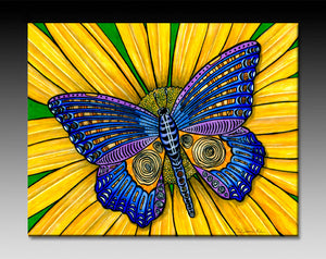 Butterfly Ceramic Tile