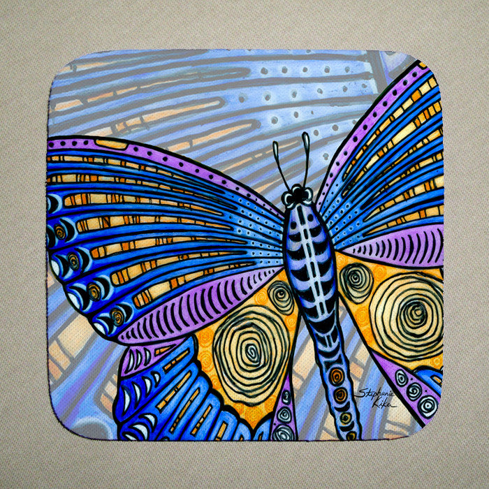Butterfly Wings Coaster