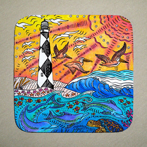 Cape Lookout Coaster