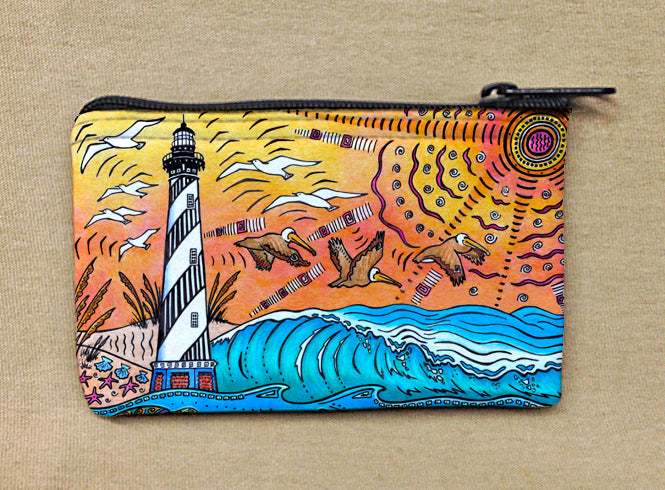Hatteras Experience Coin Bag