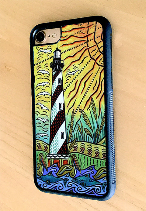Hatteras Island iPhone Case