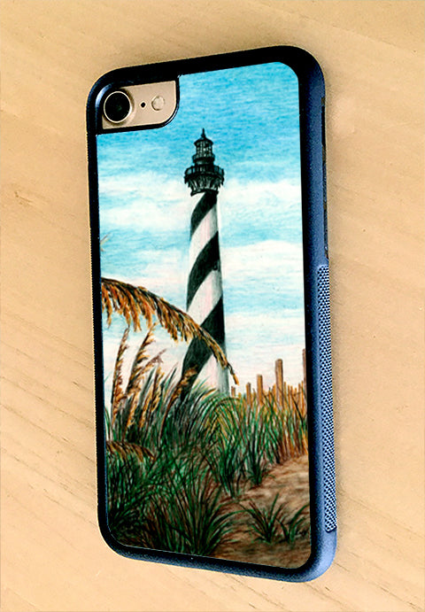 Hatteras Sea Oats iPhone Case