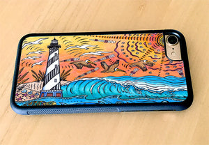 Hatteras Experience iPhone Case