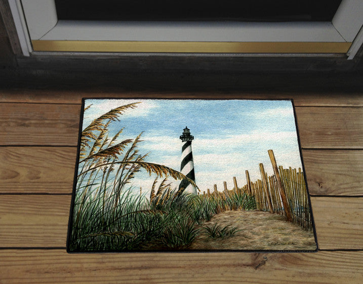 Hatteras Sea Oats Door Mat