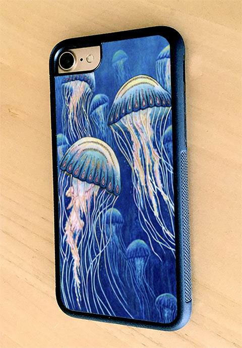 Jellyfish iPhone Case
