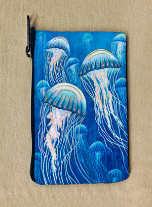 Jellyfish Coin Bag