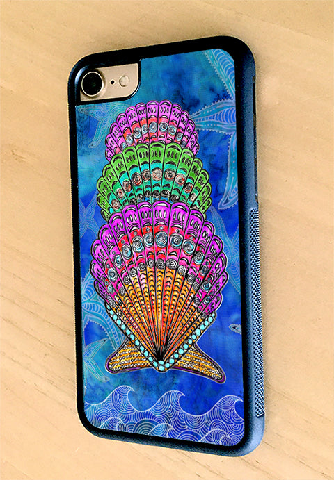 Scallop Shells iPhone Case