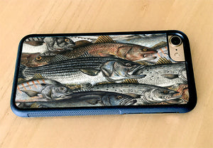 Surf Fish iPhone Case