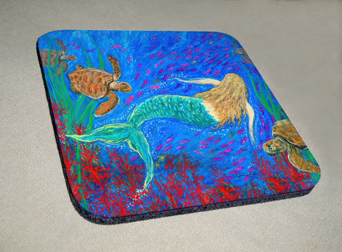 The Mermaid Dance Coaster
